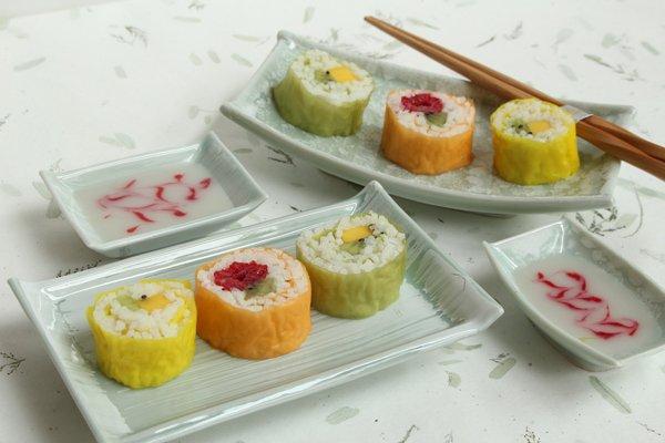 dessert sushi recipe