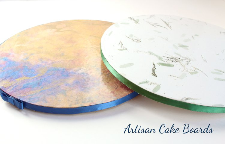 Custom Cake Board tutorial