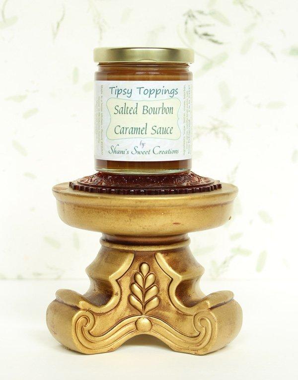 Salted Bourbon Caramel Sauce Recipe