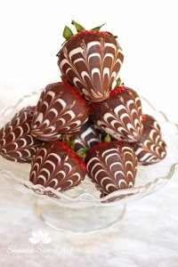 Chocolate Dipped Strawberries
