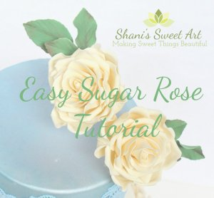 Quick & Easy Sugar Rose