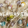 cake tester giveaway
