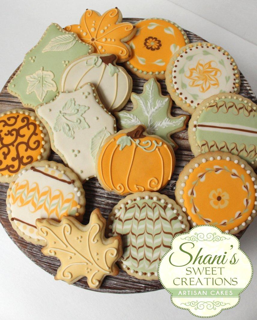 No-spread Rolled Sugar Cookie Recipe