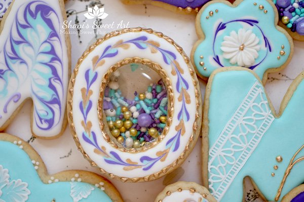 mother's day cookie tutorial