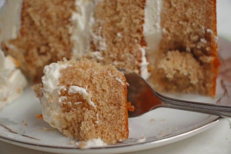 Spiced Sponge Cake Recipe