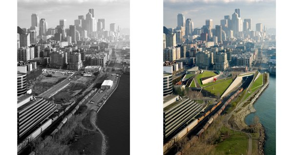 Landscape Traditions Olympic Sculpture Park Final Paper