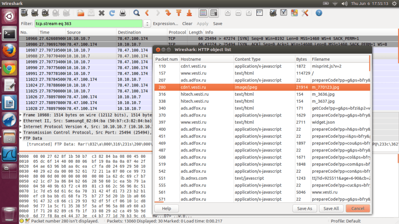 How To Extract Ftp Files From Wireshark Packet Euphoria