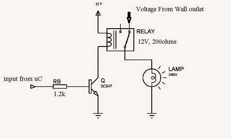 ldr based light sensor circuit