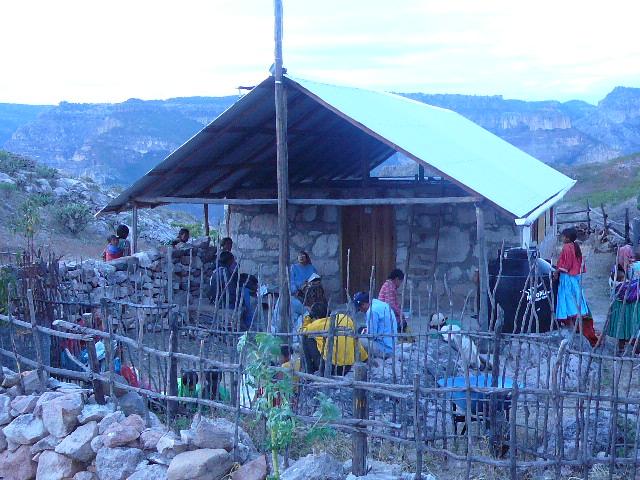 Worship meeting at our house - Santa Rita
