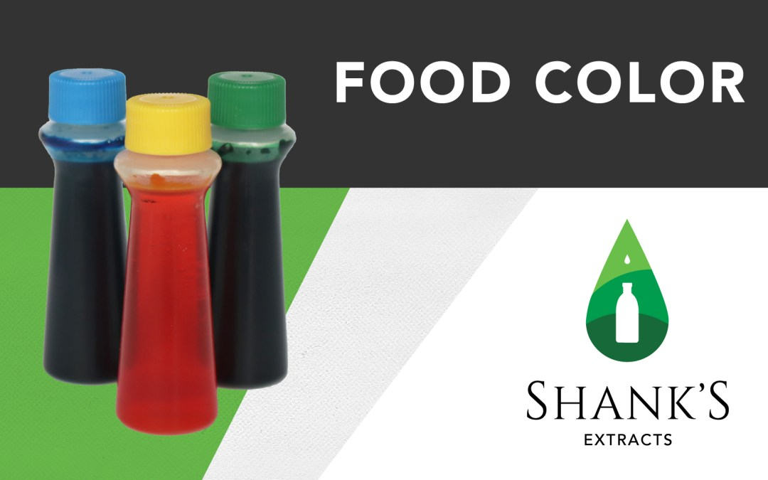Shank's Extracts, A Trusted Resource For All Your Food Coloring Needs