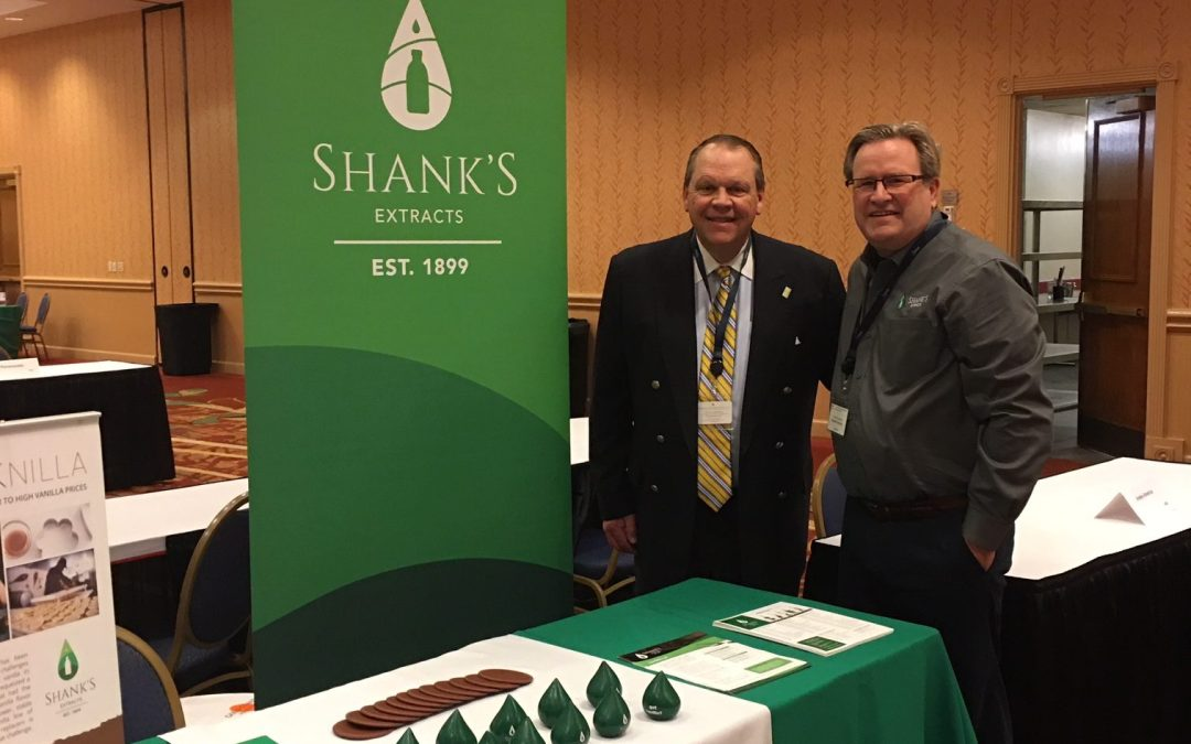 Shank's to attend IFT Industry Expo Feb 25th in Florida