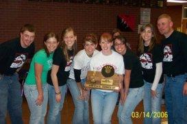 My High School Girls!