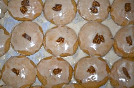 Time to ice twelve MORE doughnuts.
