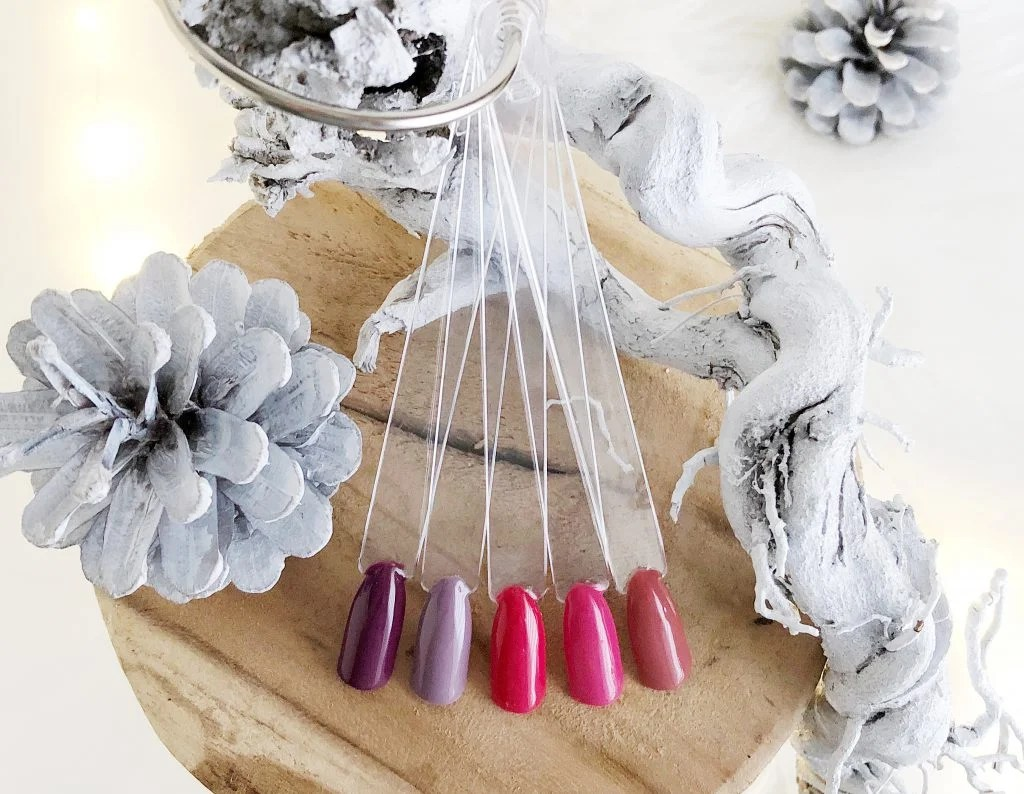 THE MAGNIFICENT COLLECTION | PINK GELLAC