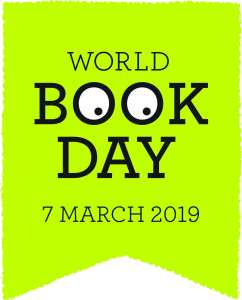 World Book Day Logo - Books You Should Read