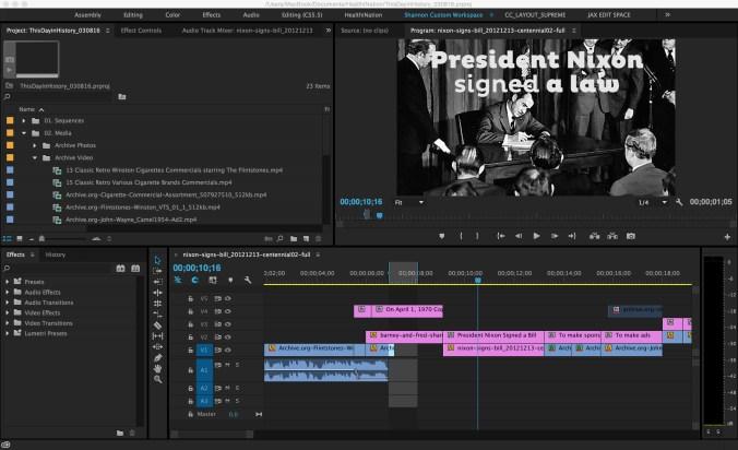 Nixon-Premiere ScreenShot