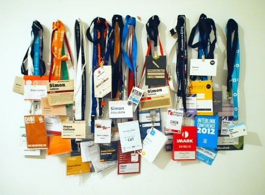 Lanyards by Simon Collison on Flickr