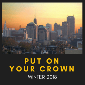 put on your crown