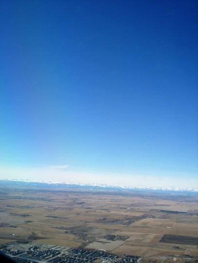 Calgary descent