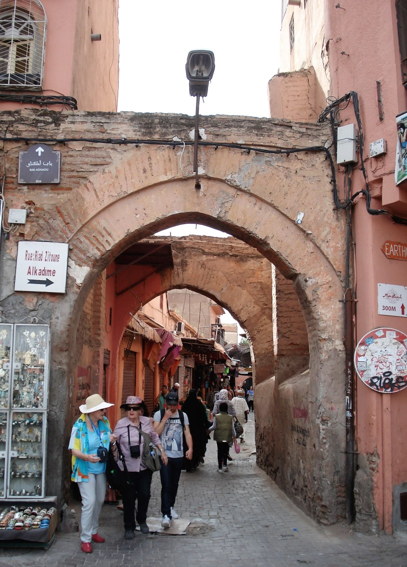 Marrakesh old town (1)