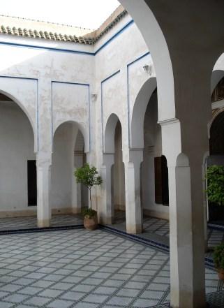 Marrakesh Palais de la Bahia (10)