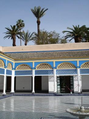 Marrakesh Palais de la Bahia (16)