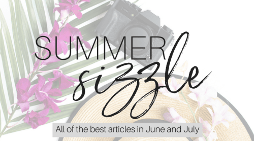 How do you know you've had a change of heart over something? Summer Sizzle