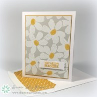 You Are My Sunshine – The Card Concept 38
