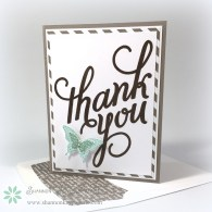 Another Thank You – Pals Paper Arts 262