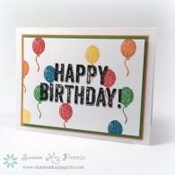 Birthday Wishes - Take II