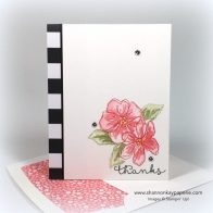 Penned & Painted Meets Cottage Greetings Card Ideas - Shannon Jaramillo Stampinup