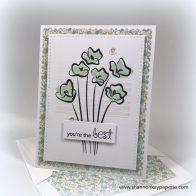 Bloomin' Buttercups Card Idea - Shannon Jaramillo