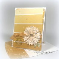 Introducing Daisy Delight Card Ideas - Shannon Jaramillo Stampin Up