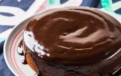 Chocolate Goo-Goo Cake