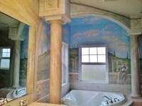 Italian Ceiling Mural 2010 - Lynnwood Artist,Muralist ...