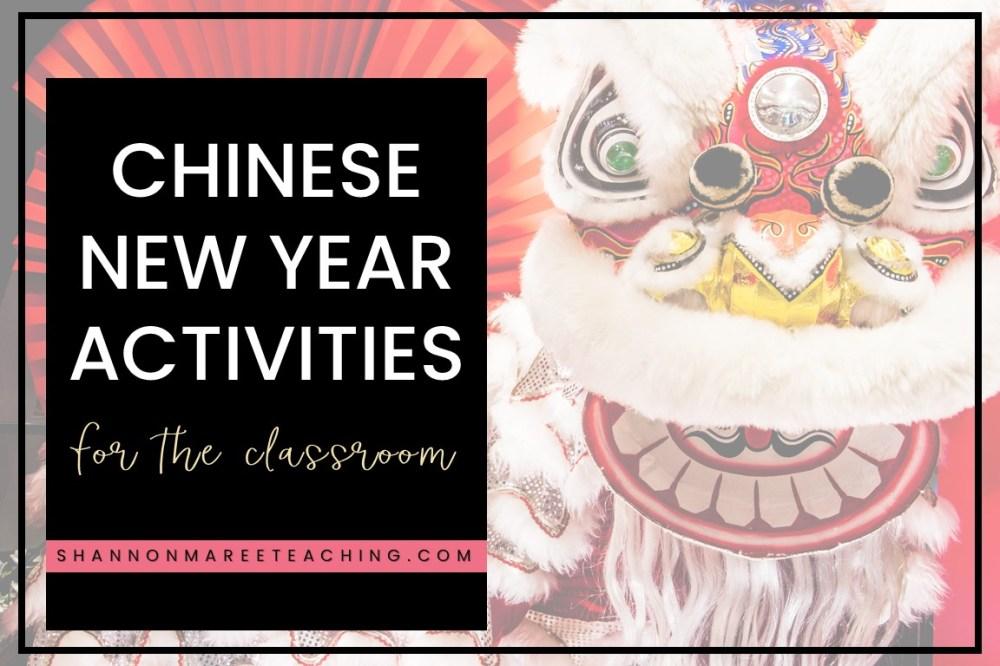 medium resolution of Chinese New Year Activities: 2021 - Shannon Maree Teaching