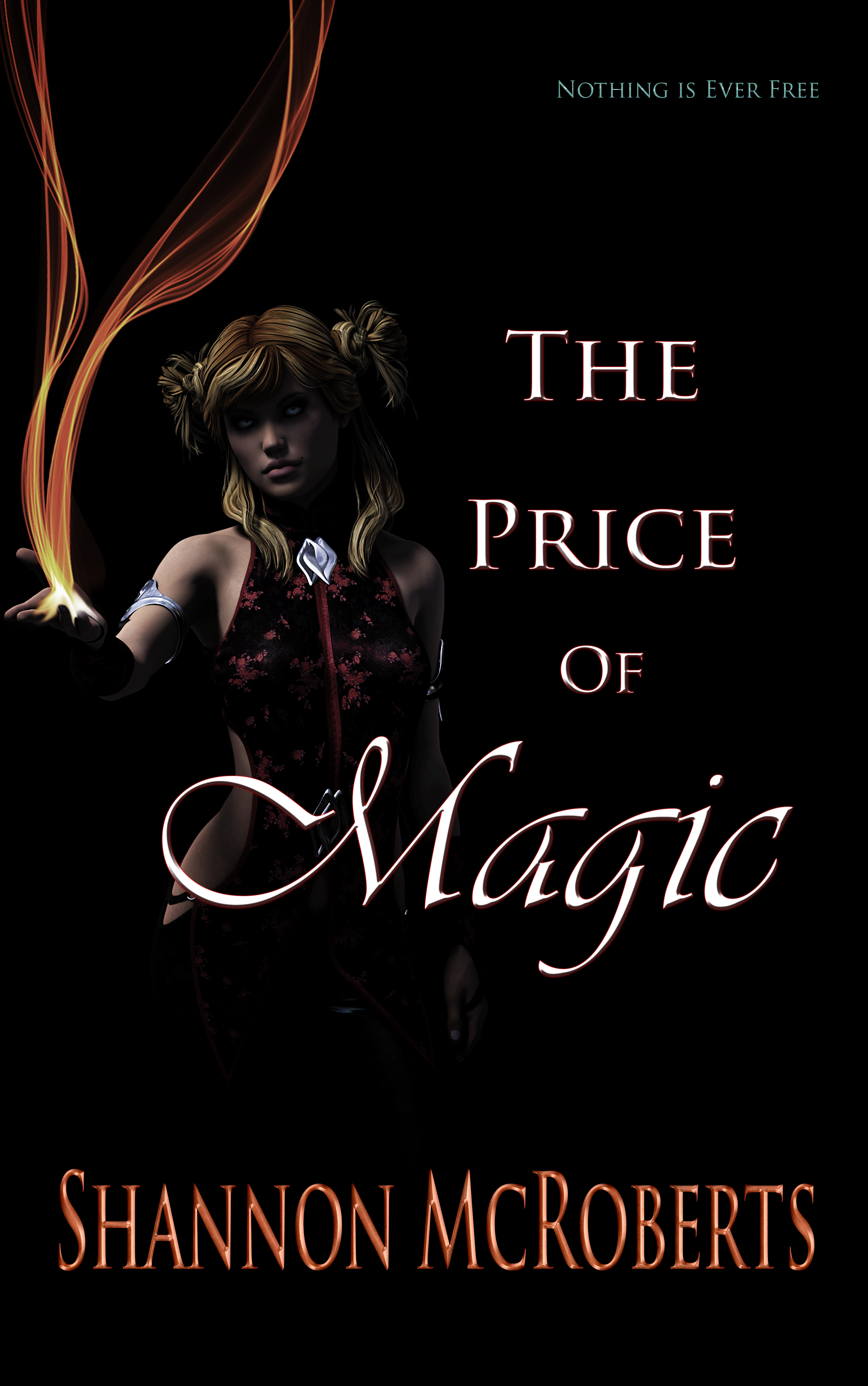 The Price of Magic:  WIP
