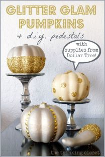 #12: http://www.thinkingcloset.com/2013/10/28/glitter-glam-pumpkins-100-gift-card-giveaway/