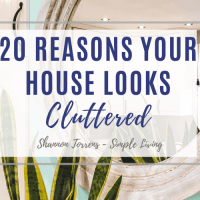 20 Reasons Your House Looks Cluttered