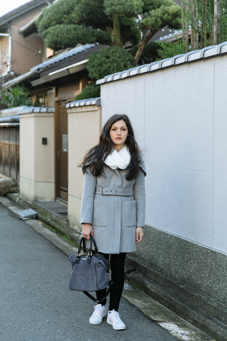 Osaka travel diary. Fashion blogger travelling in Japan.