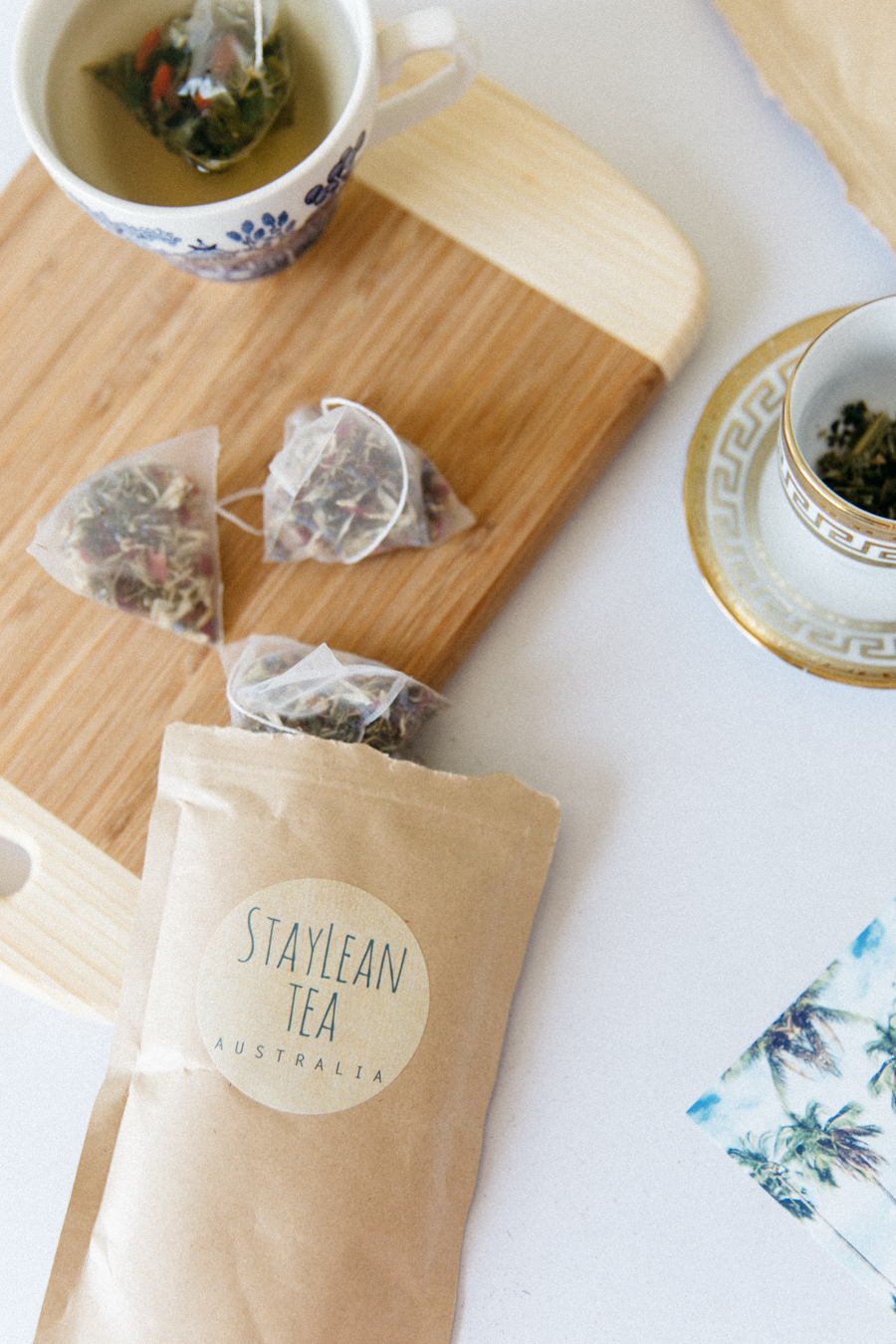 Stay lean tea review.