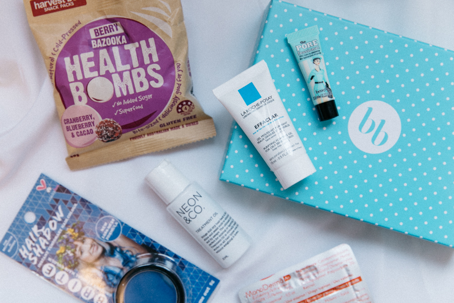 Surprise beauty products box every month with Bellabox.