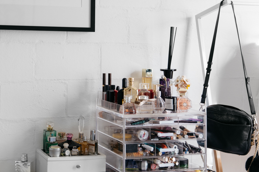 Ettica make dream cube. Makeup organiser.