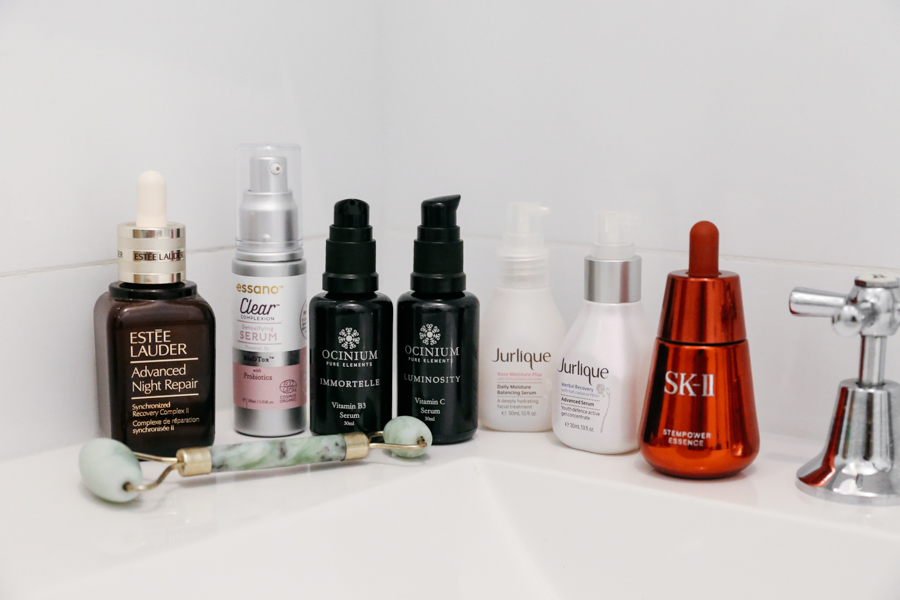 Best serums for oily combination skin. How to get rid of acne.