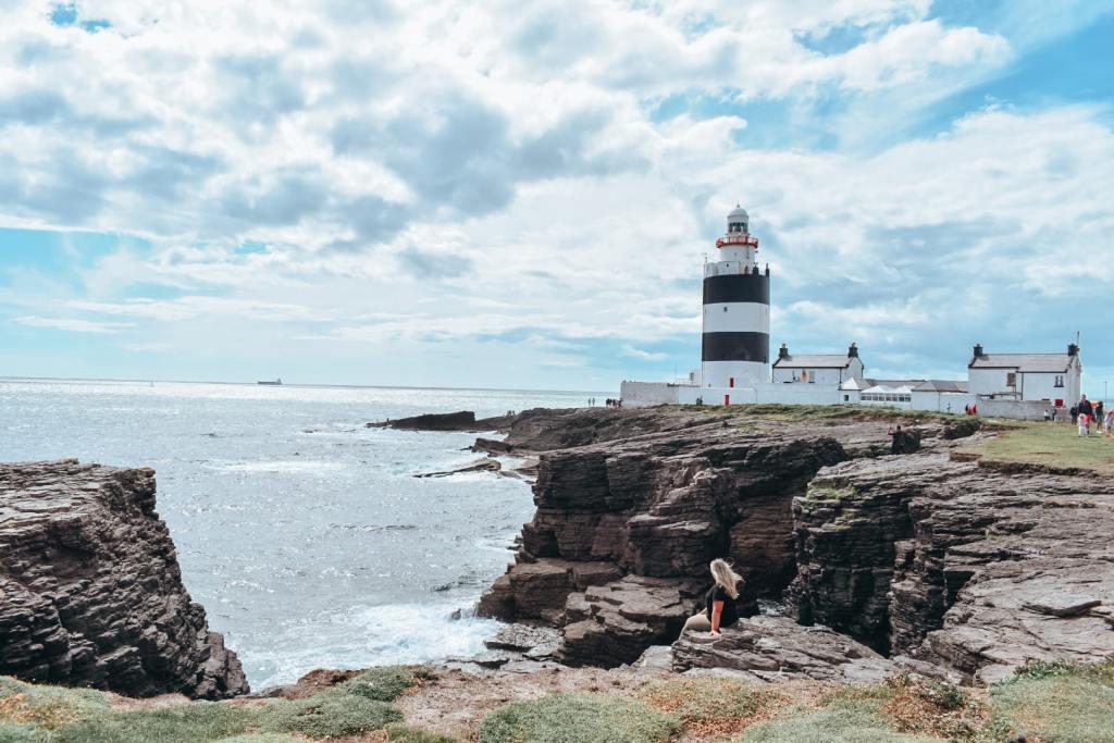 Hook lighthouse, County Wexford, Ireland