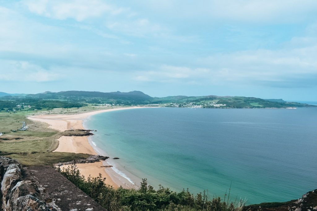 Ballymastocker Bay, County Donegal, Ireland Road trip ideas