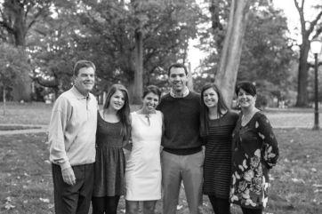 My family (+ Bryan)