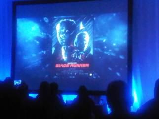James White's Bladerunner Poster