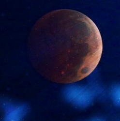 Lunar Eclipse Teleconference
