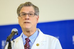 Dr. Bruce Ribner, who successfully treated multiple Americans with Ebola in 2014, offers perspective on Covid-19